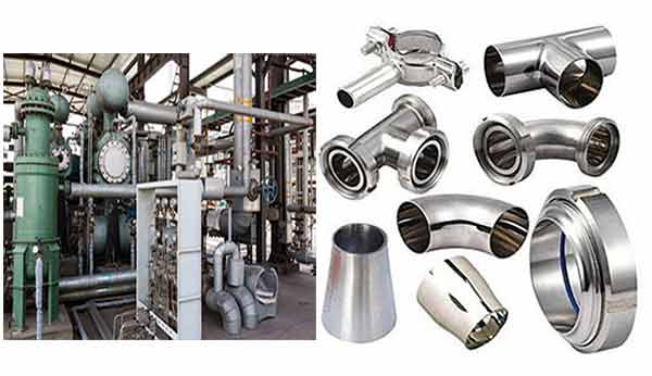 Stainless Steel Pipe Fitting in Bangalore